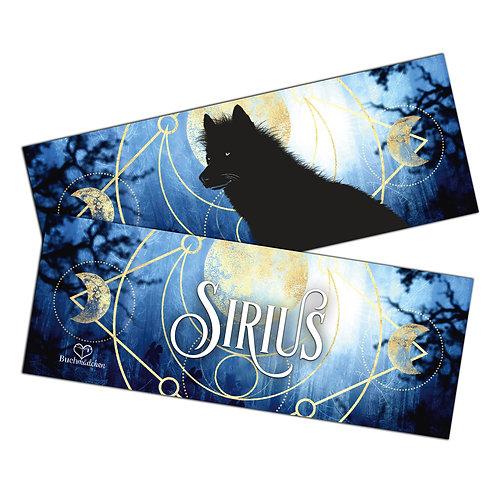 Lesezeichen »Sirius«