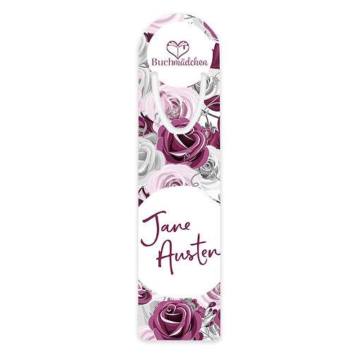 Metalllesezeichen »Jane Austen«