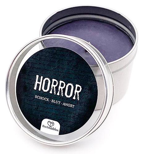 Kerze in Dose »Horror«