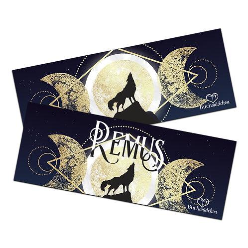 Lesezeichen »Remus«
