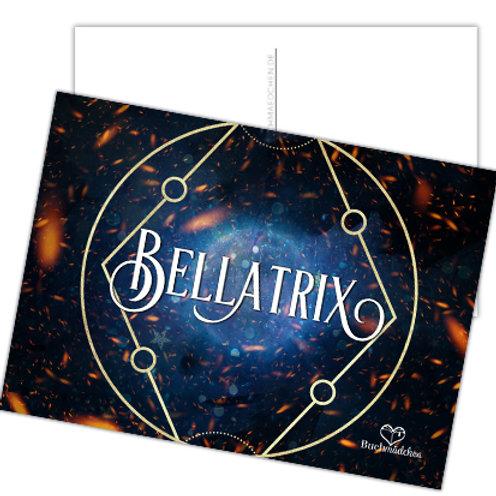Postkarte »Bellatrix«