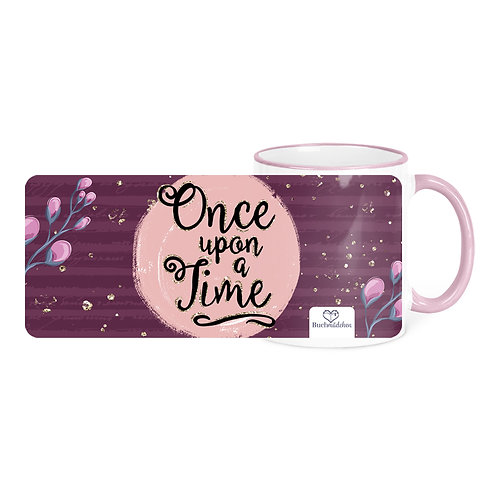 Tasse »Once upon a time«