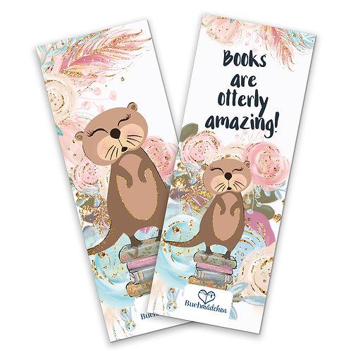 Lesezeichen »Otterly Amazing«