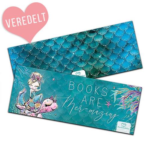 Lesezeichen »Books are mer-mazing«