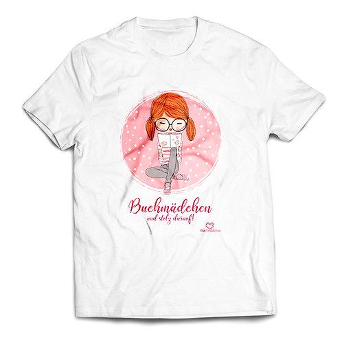 Shirt »Buchmädchen«