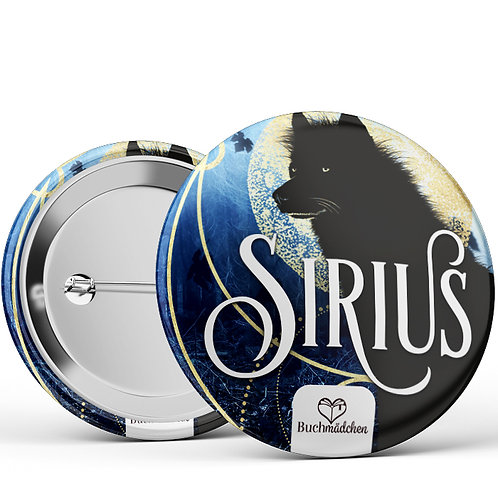 Ansteckbutton »Sirius«