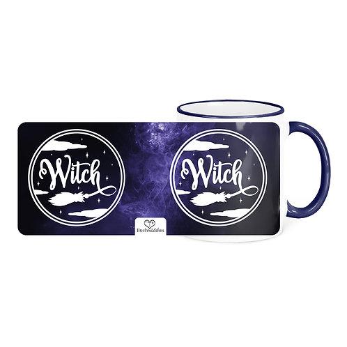 Tasse »Witch«