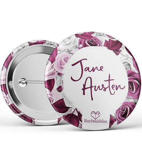 Ansteckbutton »Jane Austen«