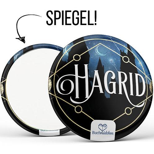 Spiegelbutton »Hagrid«