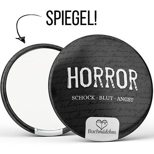 Spiegelbutton  »Horror«