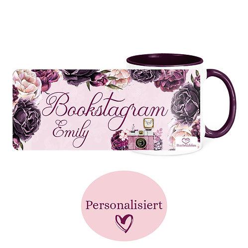 [Personalisiert] Tasse »Bookstagram«