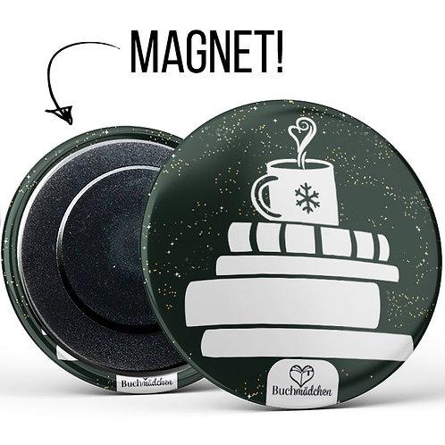 Magnetbutton »Winterliebe«