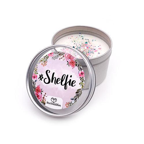 Kerze in Dose »Shelfie«