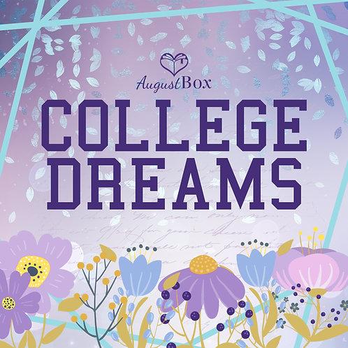 [Signiert] August-Box »College Dreams«
