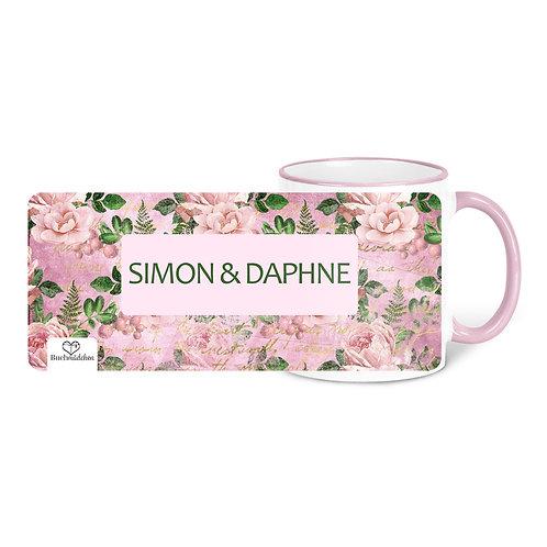 Tasse »Simon & Daphne«