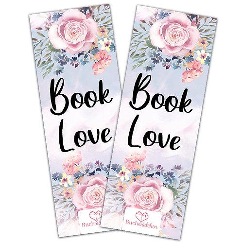 Lesezeichen »Book Love«