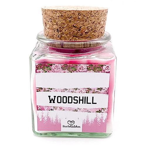 Specialkerze mit Korken »Woodshill«