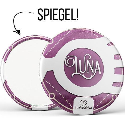 Spiegelbutton »Luna«