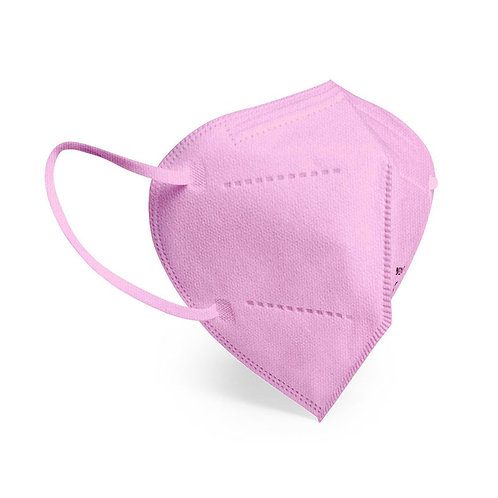 Mundnasenschutzmaske FFP2 Pink