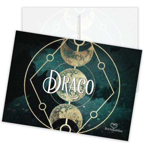 Postkarte »Draco«