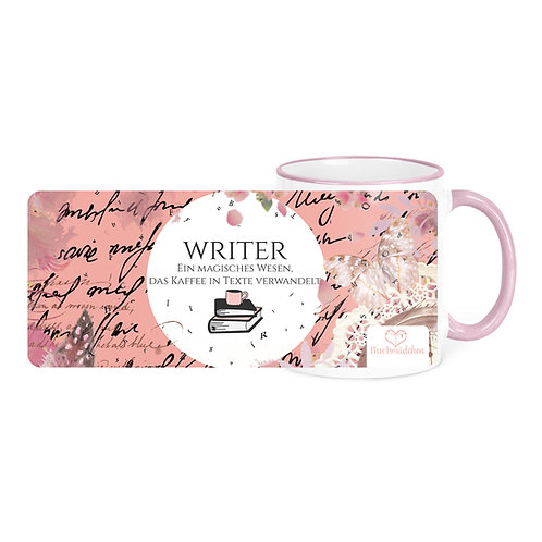 [Kaffee] Tasse »Writer«