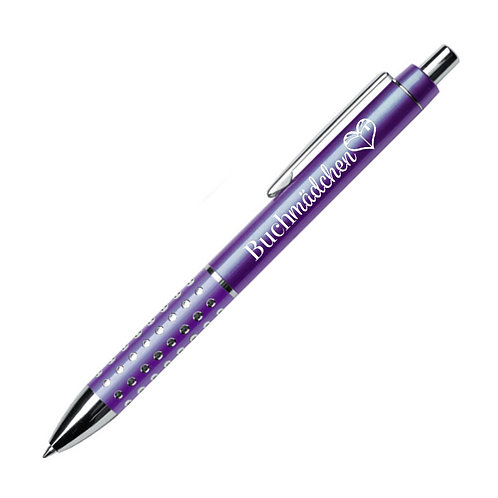 Kugelschreiber »Buchmädchen«