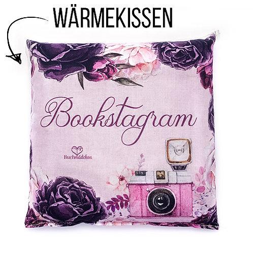 Wärmekissen »Bookstagram«