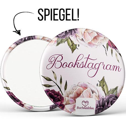 Spiegelbutton »Bookstagram«