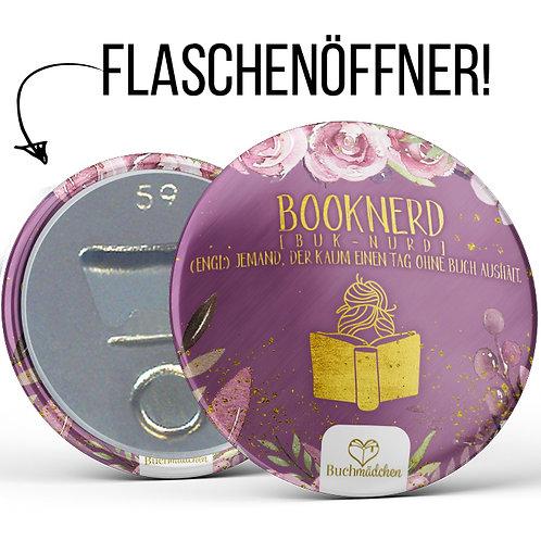 Flaschenöffner »Booknerd«