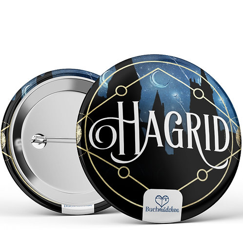 Ansteckbutton »Hagrid«