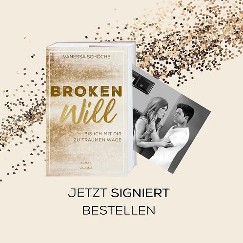 [Minibox] Broken Will von Vanessa Schöche + Goodies
