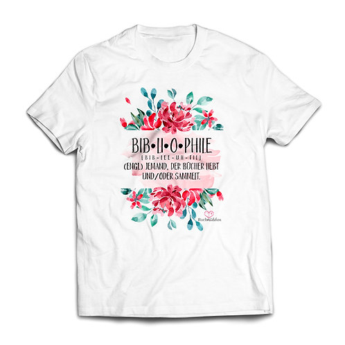 Shirt »Bibliophile«
