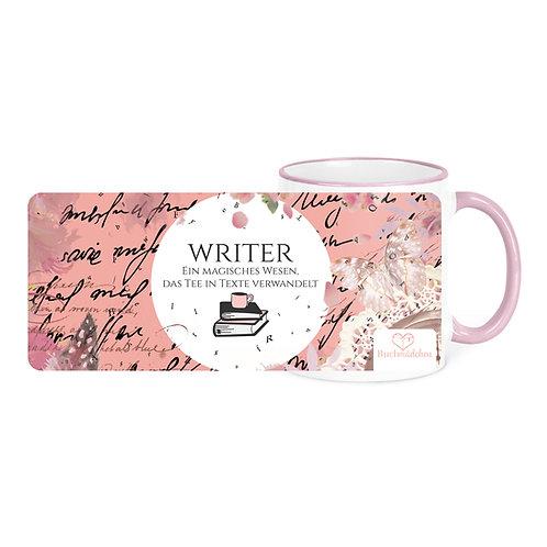[Tee] Tasse »Writer«