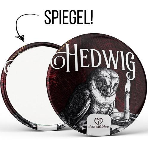 Spiegelbutton  »Hedwig«