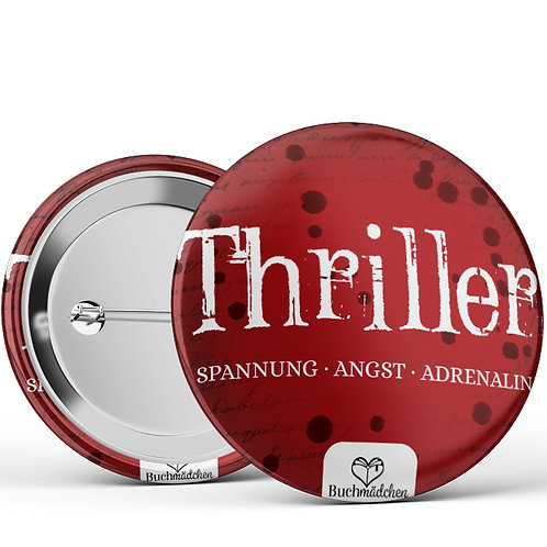 Ansteckbutton »Thriller«