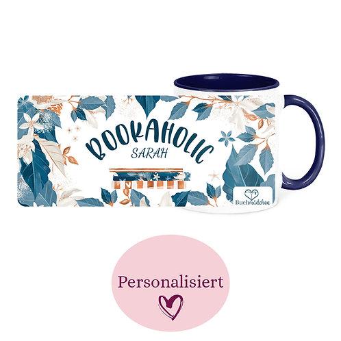 [Personalisiert] Tasse »Bookaholic«