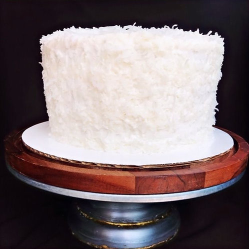 Coconut Layer Cake 8""