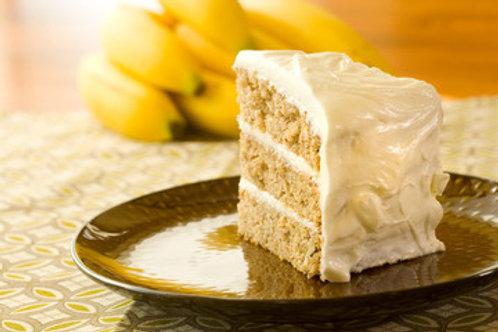 "Banana Layer Cake 6"""