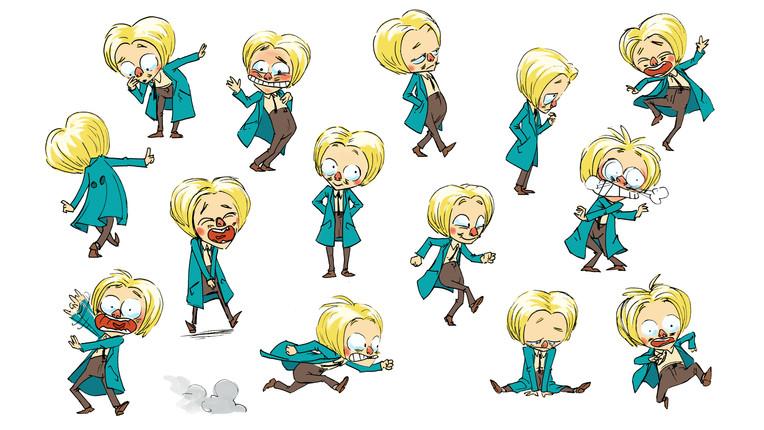 Prince Myshkin Character Sheet