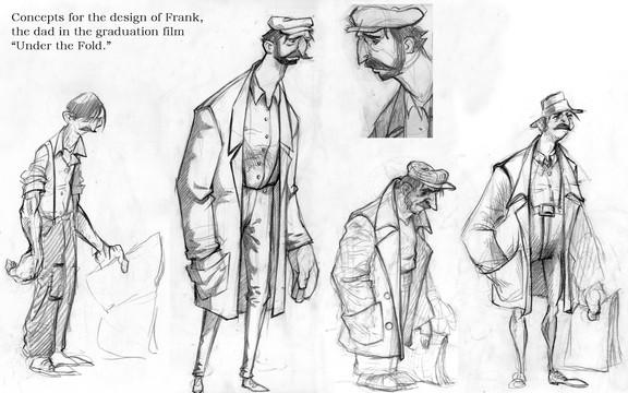 Frank Character Development