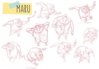 Maru Character Sheet