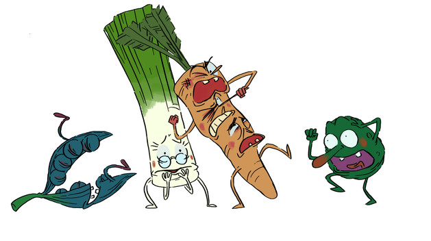 The vegetable Band