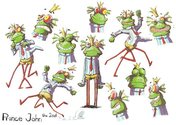 Prince John the 2nd
