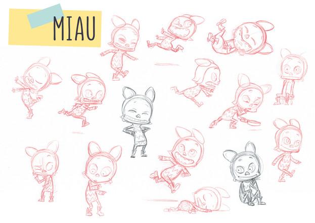 Miau Character Sheet