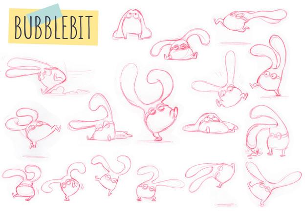 Bubblebit Character Sheet