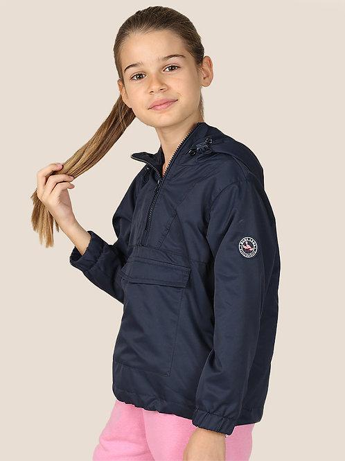 Mama Luma Navy Raincoat