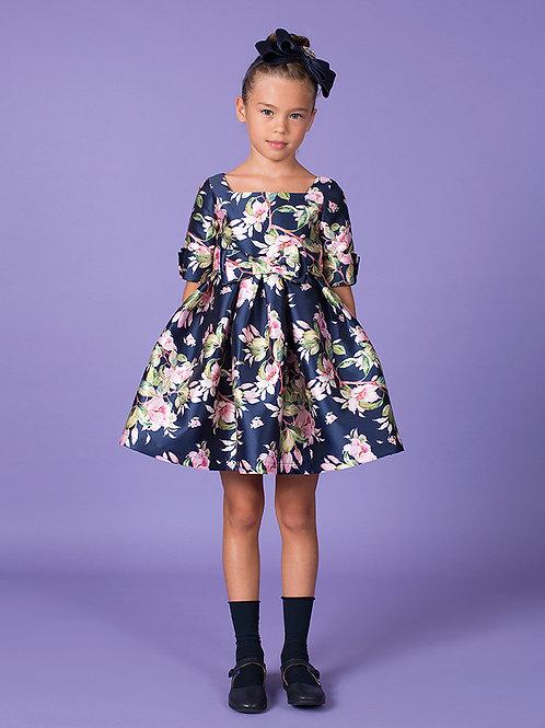 Navy Riviera Dress