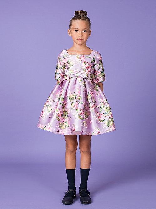 Lilac Riviera Dress