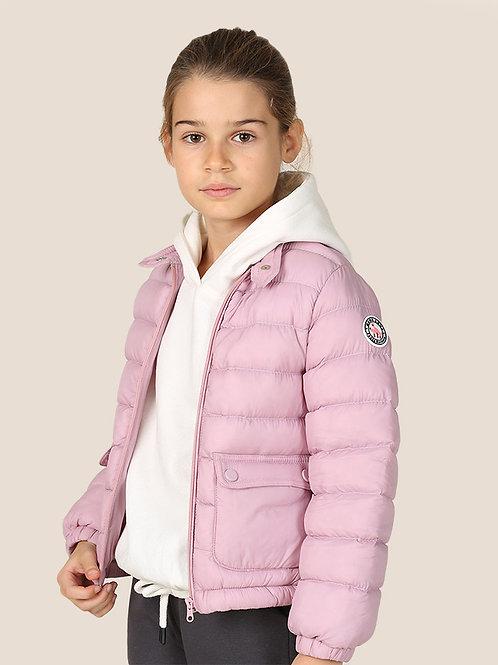 Mama Luma Lilac Puffy Jacket