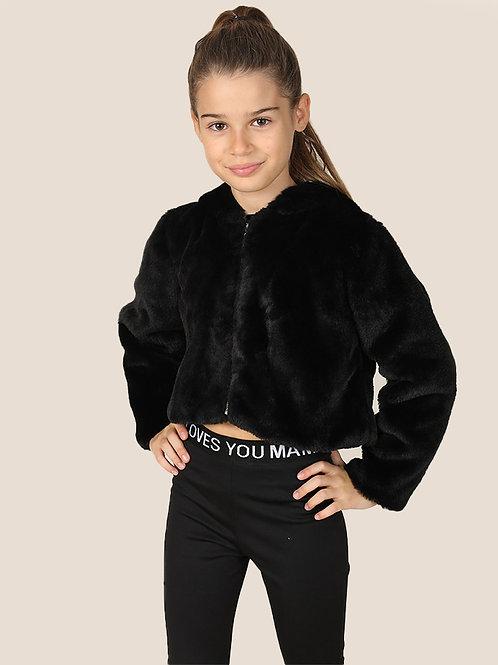 Mama Luma Plush Jacket